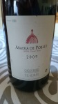 Abadia de Poblet 2009 100% Pinot Noir